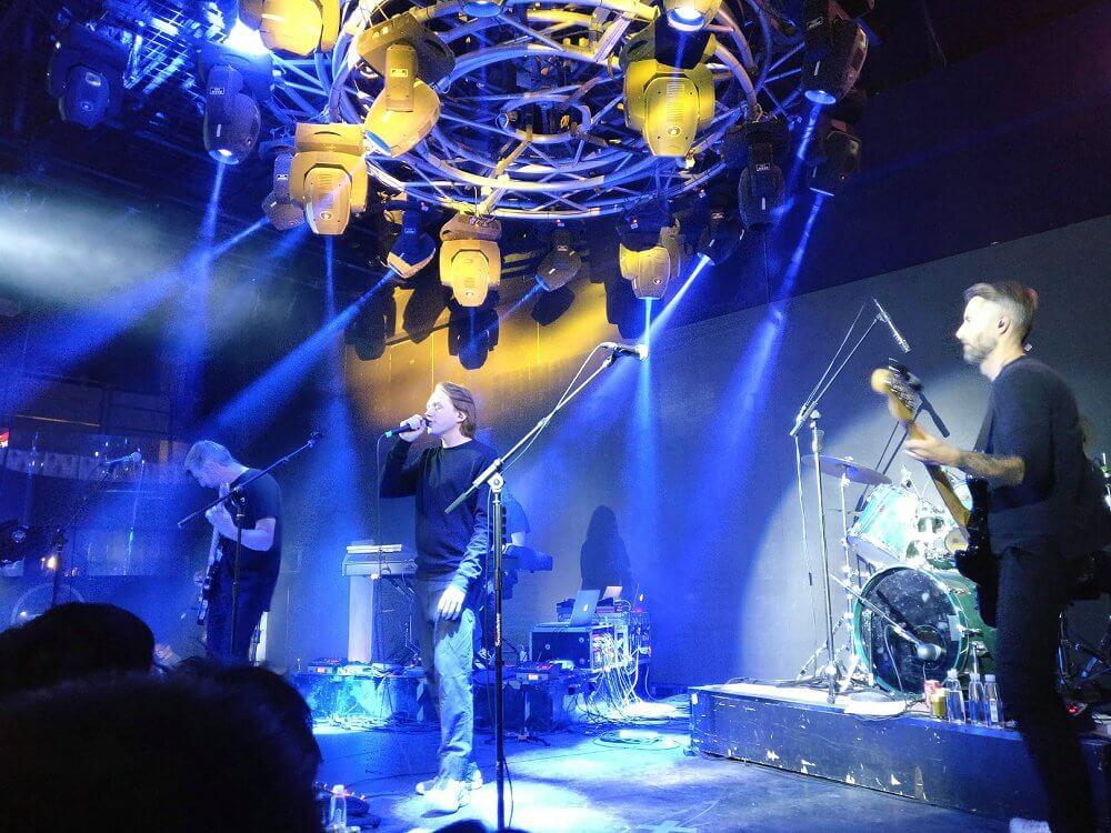 Mew 乐队 北京巡演2017