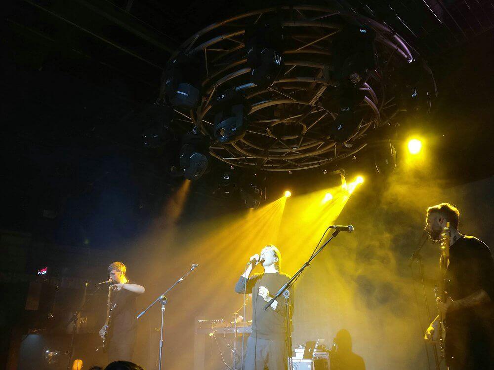 Mew 乐队 北京巡演 2017 中国 Comforting Sounds Visuals 新专辑发布会